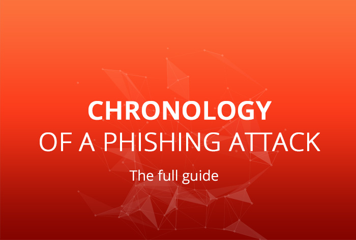 Chronology of a Phishing Attack